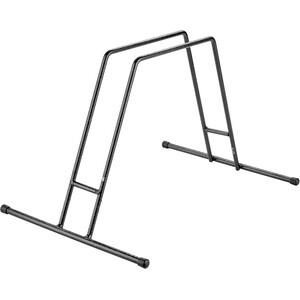 Cyclus Tools Bike Stand for MTB Rear Wheel, musta musta
