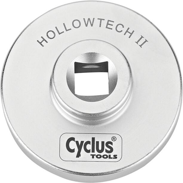 "Cyclus Tools Innenlagerabzieher für 3/8"" Antrieb Shimano Hollowtech II silber"