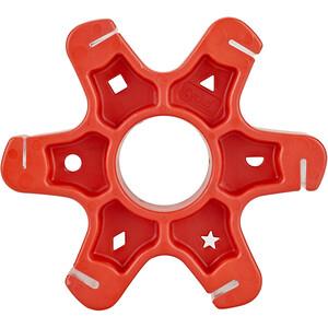Cyclus Tools Contrapeso para Radios Aero, rojo rojo