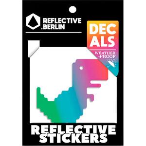 REFLECTIVE BERLIN Decals Reflekterande Klistermärken flerfärgad flerfärgad