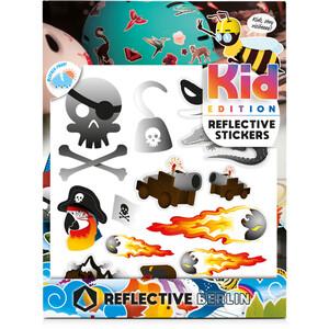 REFLECTIVE BERLIN K.I.D. Reflective Sticker pirats pirats