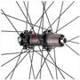 """Fulcrum E-Metal 3 MTB Laufradsatz 27.5"""" HG 8-11-fach Disc 6-Loch Drahtreifen TLR schwarz"""