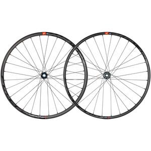 """Fulcrum E-Metal 3 MTB Wheel Set 29"""" HG 8-11-speed Disc 6-Bolt Clincher TLR Svart Svart"""