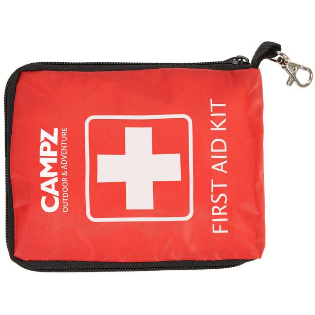 CAMPZ Førstehjælpskasse, rød
