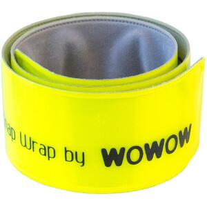 Wowow Snap Wrap Reflomax Reflective Band 44x4,3cm, geel geel