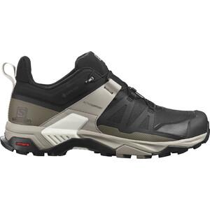 Salomon X Ultra 4 GTX Shoes Men, negro/gris negro/gris