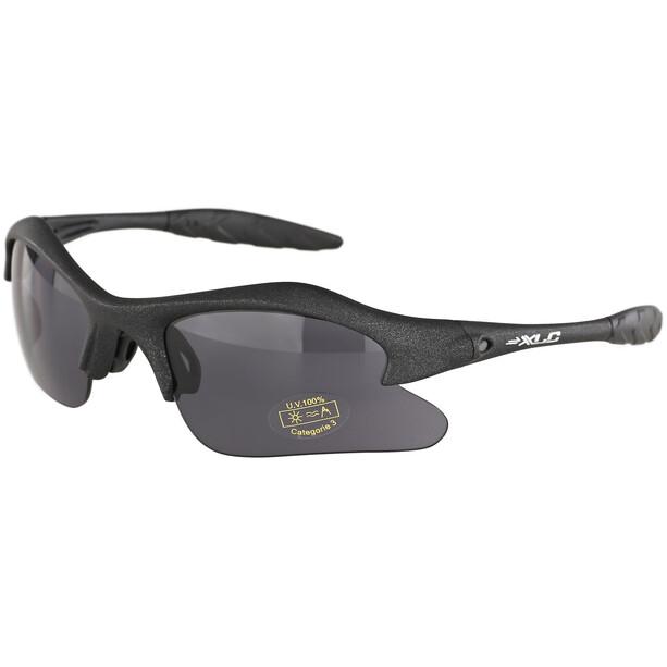 XLC Seychellen SG-C01 Brille mattschwarz/rauch