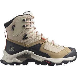 Salomon Quest Element GTX Shoes Women, beige/zwart beige/zwart