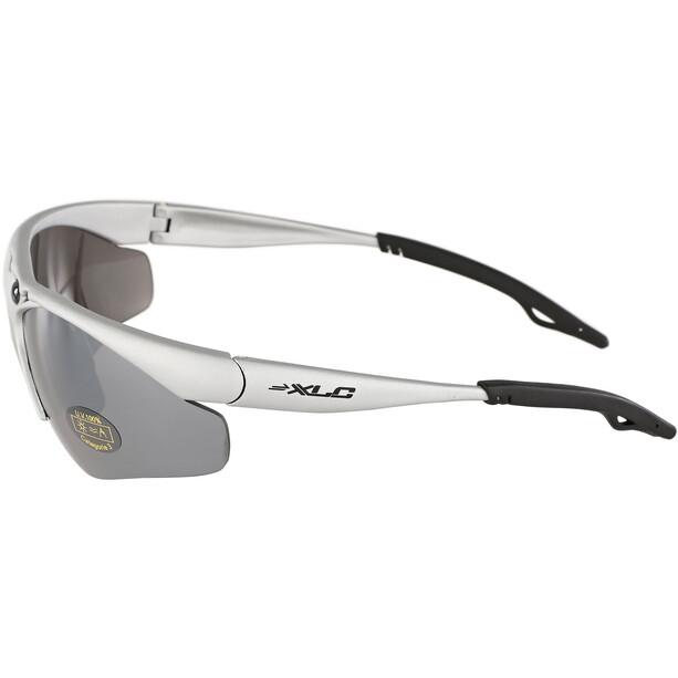 XLC Tahiti SG-C02 Brille silber/verspiegelt