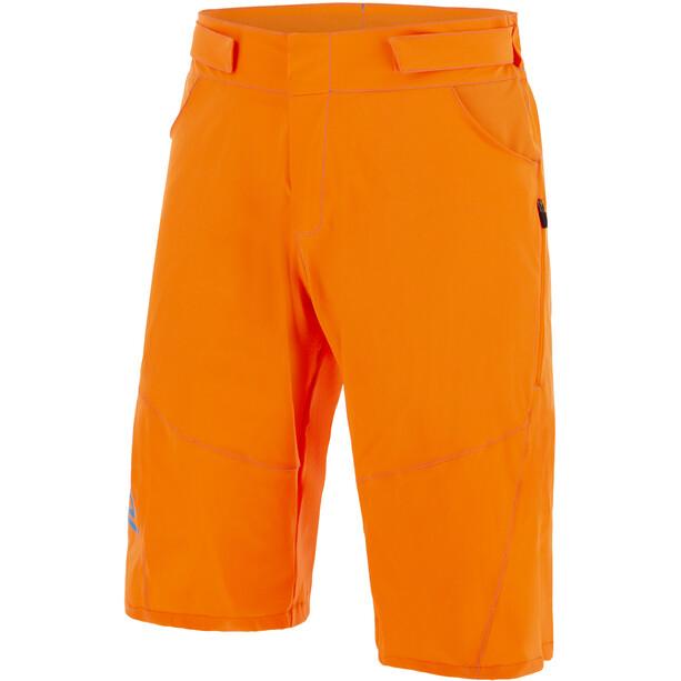 Santini Selva MTB Shorts Herren orange