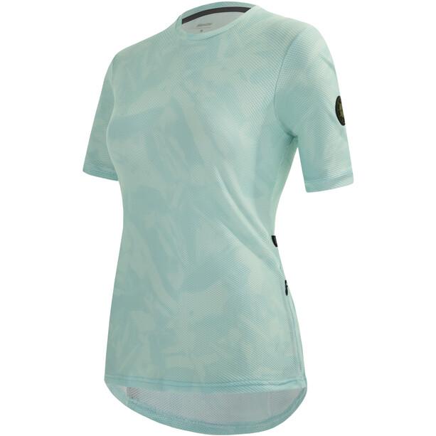 Santini Delta Gravel Tech T-Shirt Women, turquoise