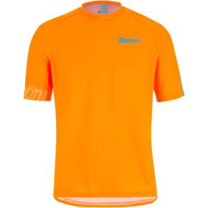 Santini Sasso MTB Kurzarmtrikot Herren orange orange