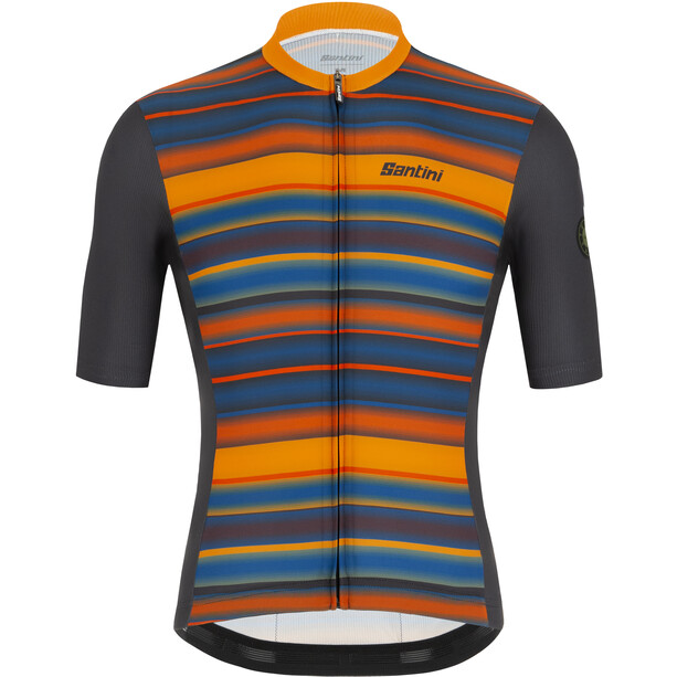 Santini Terranova Gravel S/S Jersey Men, orange