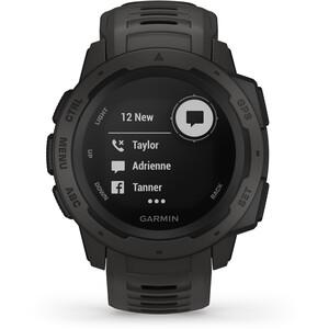 Garmin Instinct Smartwatch with Silicon Watch Band blå blå