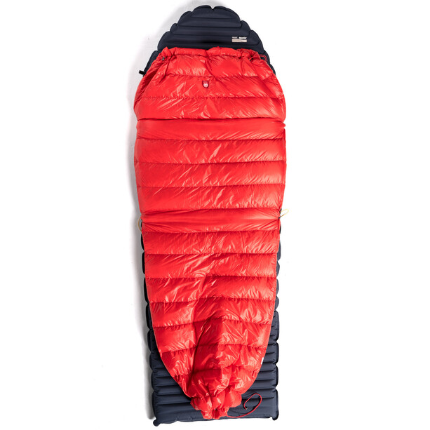 PAJAK QUEST Quilt Schlafsack Universal rot
