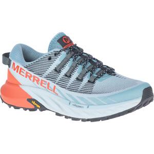 Merrell Agility Peak 4 Schuhe Herren blau/orange blau/orange