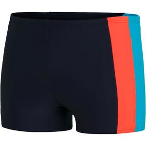 speedo Colourblock Aquashorts Herren blau/bunt blau/bunt