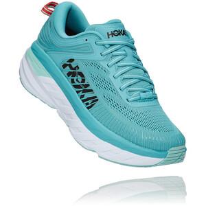 Hoka One One Bondi 7 Running Shoes Women turkos turkos