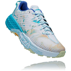 Hoka One One Speedgoat 4 Running Shoes Men vit vit