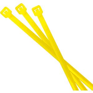Riesel Design cable:tie 25 Piezas, amarillo amarillo