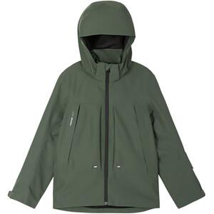 Reima Jatkuu Reimatec Jacket Boys grön grön