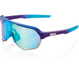 100% S2 Briller, blå blå
