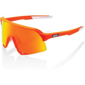 100% S3 Limited Edition Glasses, orange orange