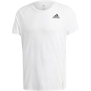 adidas ADI Runner Lyhythihainen Paita Miehet, valkoinen valkoinen