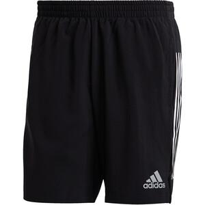 """adidas OWN The Run Response Aeroready Shorts 7"""" Herren schwarz/weiß schwarz/weiß"""