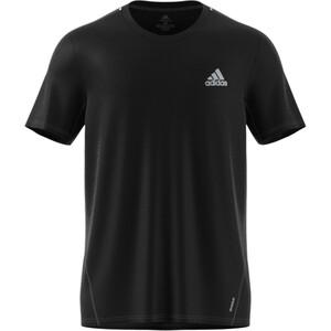 adidas Primeblue T-Shirt Herren schwarz schwarz