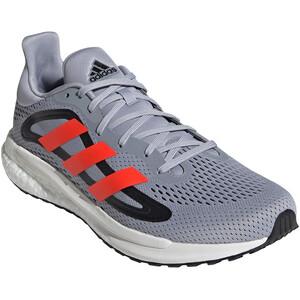 adidas Solar Glide 4 Running Shoes Men halo silver/solar red/core black halo silver/solar red/core black