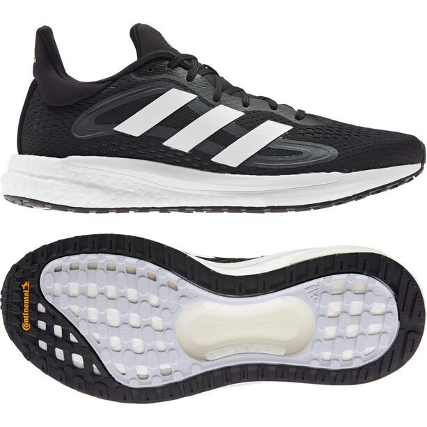 adidas Solar Glide 4 Laufschuhe Damen schwarz/weiß