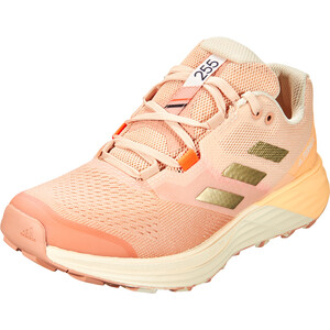 adidas Terrex Two Flow Trail Laufschuhe Damen rot/orange rot/orange