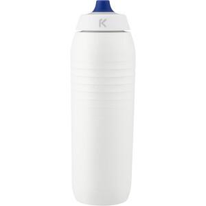 KEEGO klembar drikkeflaske i titan 750 ml Hvit Hvit