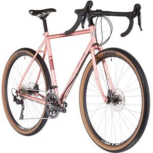 All-City Space Horse GRX, vaaleanpunainen vaaleanpunainen