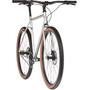 All-City Super Professional Single Speed silber