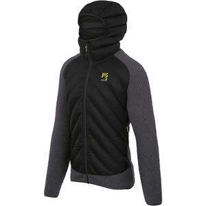 Karpos Marmarole Tech Jacket Men, noir/gris noir/gris
