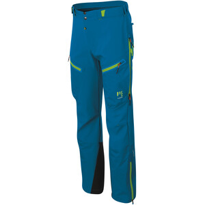Karpos Marmolada Pantalones Hombre, azul/verde azul/verde