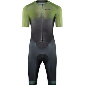 Northwave Body Pro Traje Hombre, verde verde