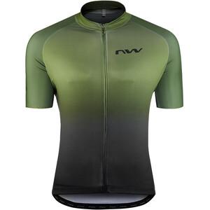 Northwave Performance 2 SS Jersey Men, vert vert