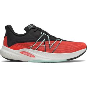 New Balance FuelCell Rebel v2 Schuhe Damen schwarz/rot schwarz/rot