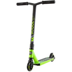 MADD GEAR Carve Rookie Stunt Scooter schwarz/grün schwarz/grün