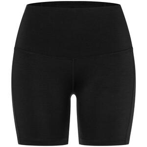 super.natural Liquid Flow Shorts Women jet black