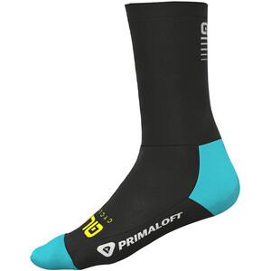 Alé Cycling Thermo Primaloft Socken 18cm Herren schwarz schwarz