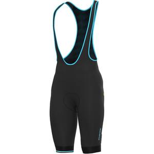 Alé Cycling Klimatik K-Atmo 2.0 Water Repellent Bib Shorts Men, zwart zwart