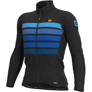 Alé Cycling PRR Sombra Wool Thermo Langarm Trikot Herren schwarz/blau schwarz/blau