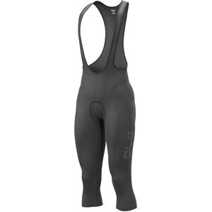 Alé Cycling Solid Winter Knickers mit Trägern Herren schwarz schwarz