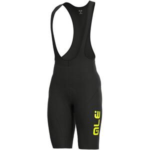 Alé Cycling Solid Winter Bib Shorts Men, noir noir