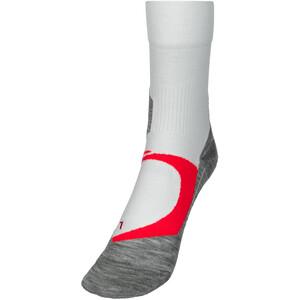 Falke RU 4 Cool Socken Damen weiß/grau weiß/grau