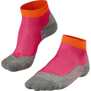 Falke RU4 Kurze Laufsocken Damen pink/orange pink/orange